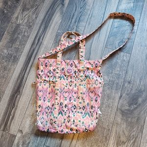 Roxy Tote Bag with side pockets